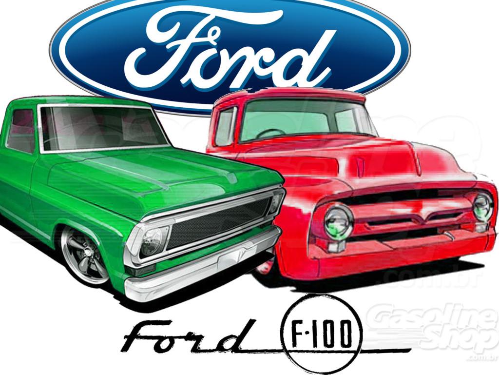 produtos e acessórios para Ford F100