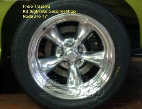 Ford Maverick – kit traseiro freio Big Brake